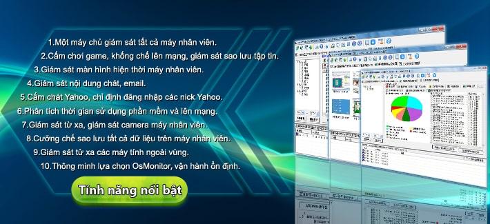 Phần mềm giám sát nhân viên